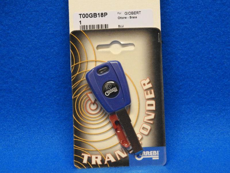 Chiave T00GB18P FIAT