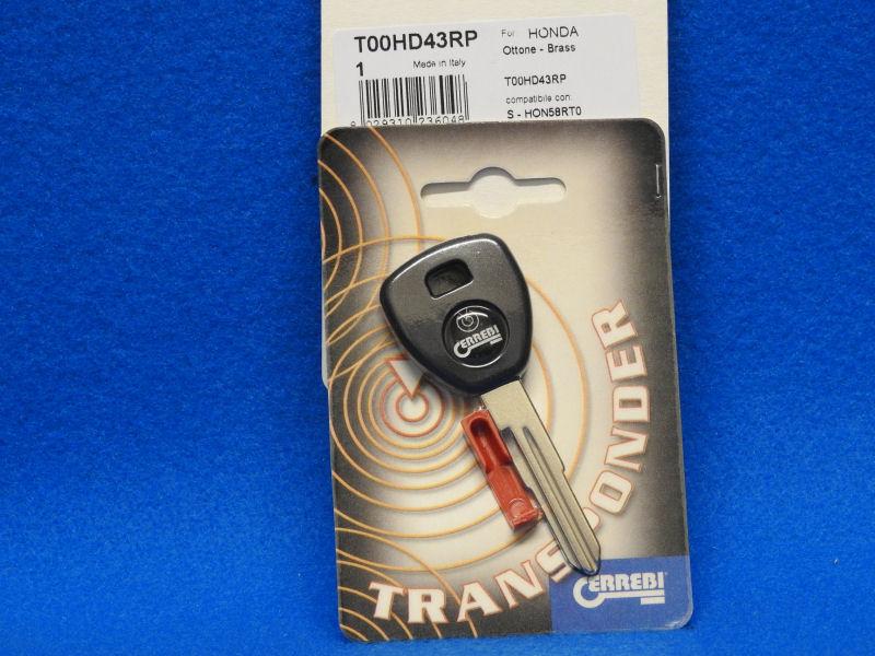 Chiave T00HD43RP HONDA
