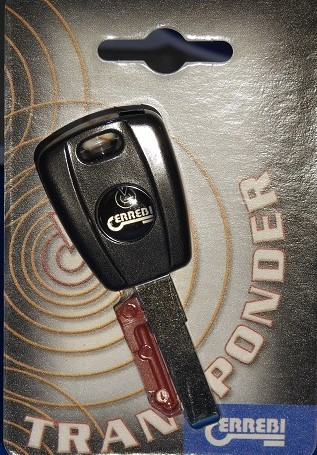 Chiave auto trasponder  TOOGB18N FIAT