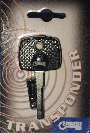 Chiave auto trasponder TOOHF51 per Mercedes